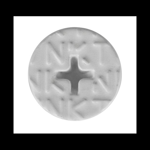 200 stk NKT Wocon skruer troldtekt 4,2x45mm Hvid
