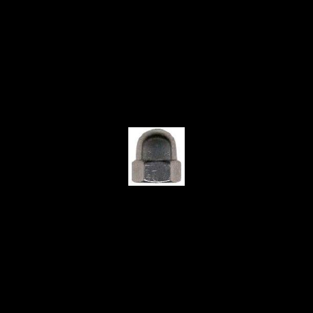 El-galv lukket møtrik 6mm