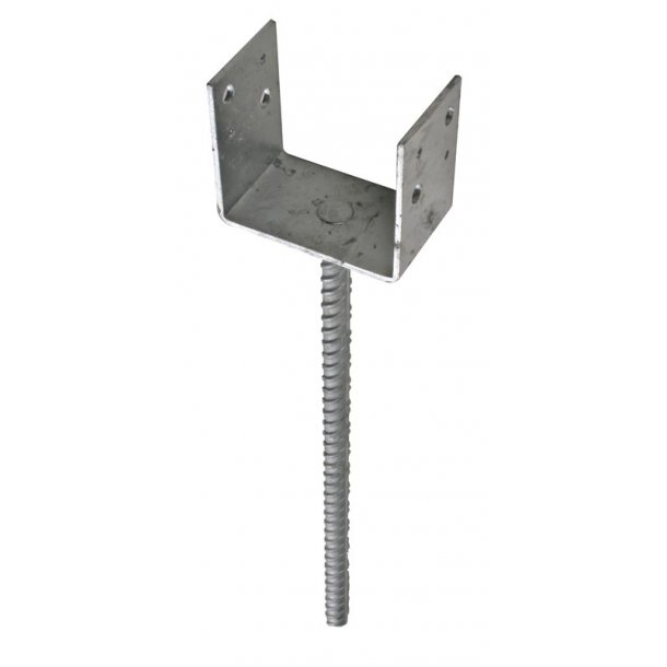 Varmgalvaniseret stolpebærer 4