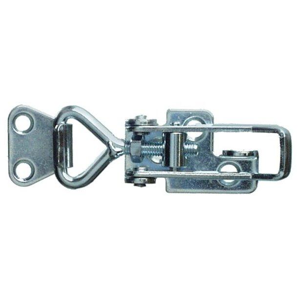 Elgalvaniseret kasselukketøj 65-76 mm