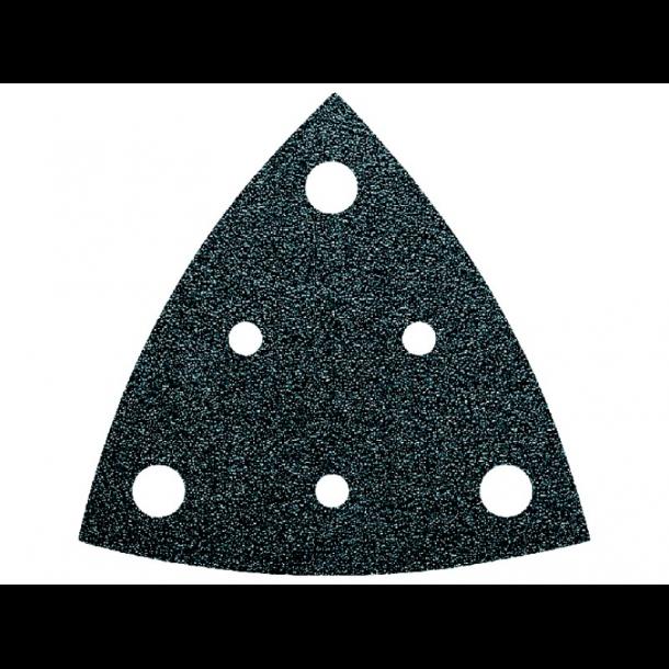 Fein slibepapir trekantet korn 180