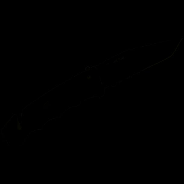 Coast håndværkerkniv DX330