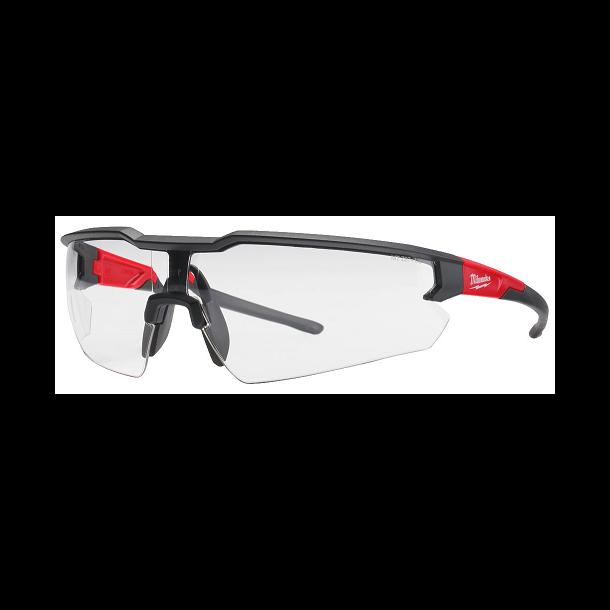 Milwaukee sikkerhedsbrille klart glas