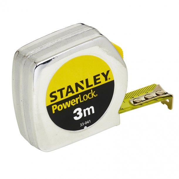 Stanley målebånd 3 mtr