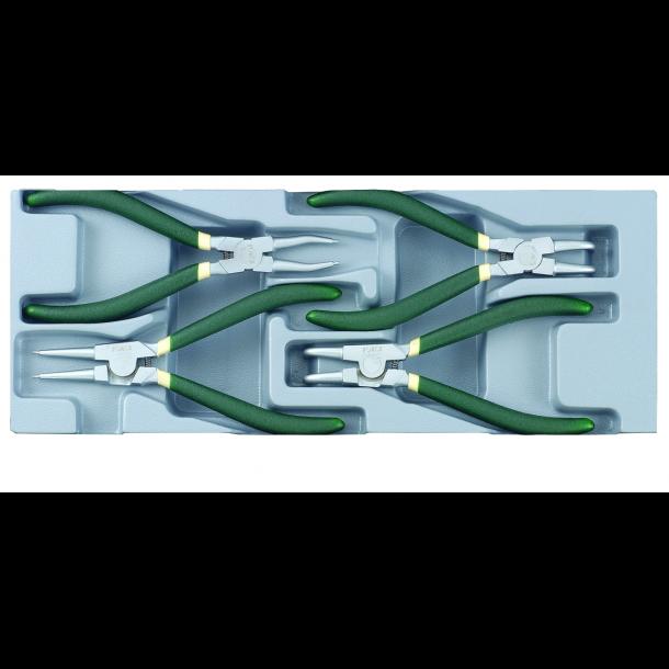 Force Låseringstangsæt - 4 tænger