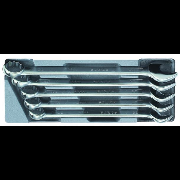 Force ring-gaffelnøglesæt 26-32 mm