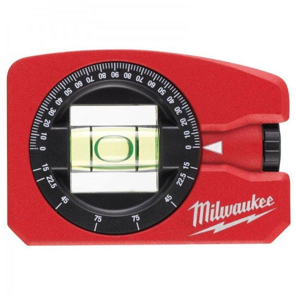 Milwaukee mini vaterpas m/magnet