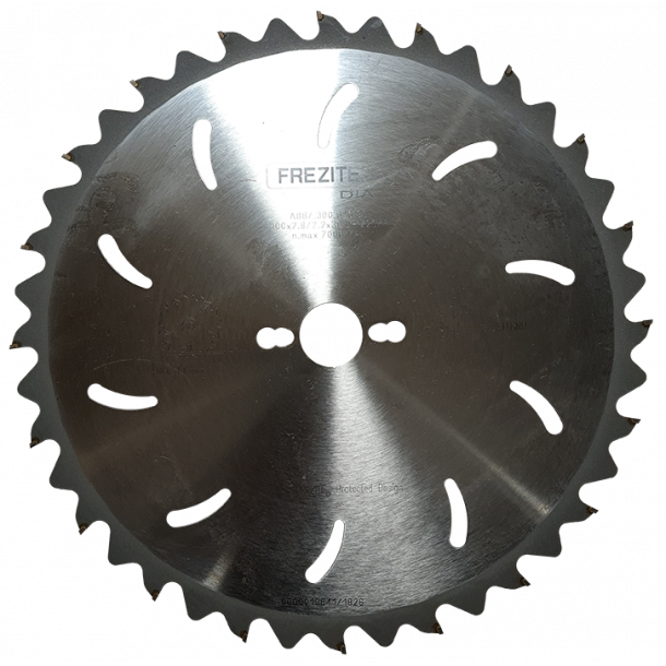 Frezite rundsavklinge til eternit 300X30 mm 20 td