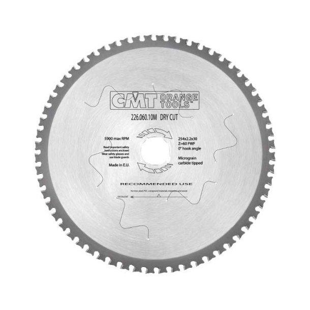 Cmt hm rundsavklinge t. stål/metal 160x20 mm td 30