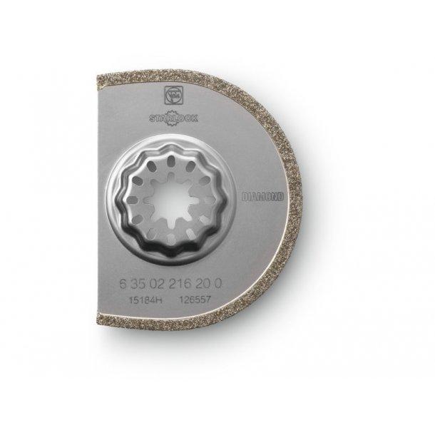 Fein Diamantklinge seg. 75x1,2 mm. Starlock