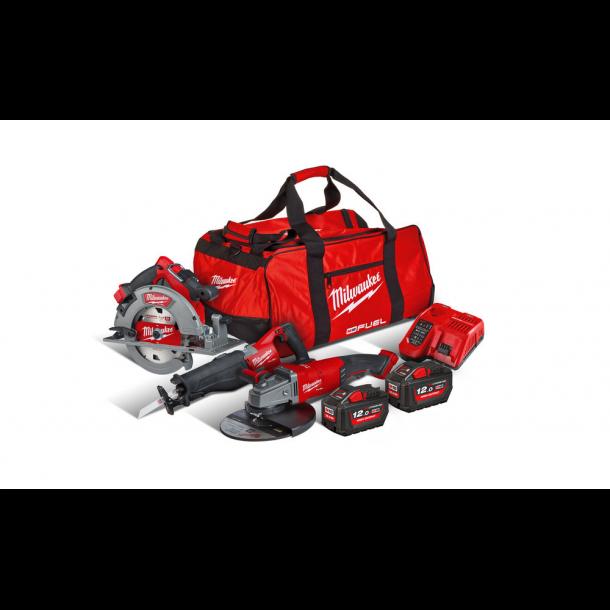 Milwaukee powerpack M18FHPP3A