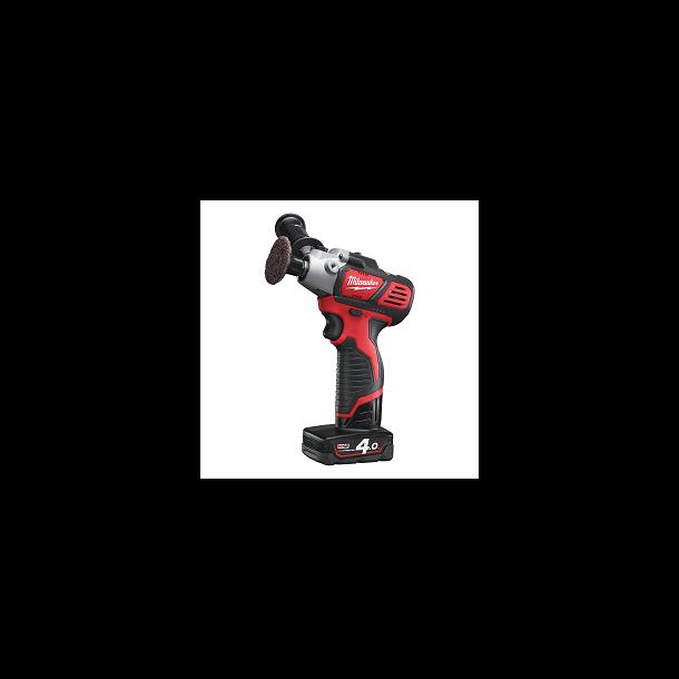 Milwaukee akku Poler/slibemaskine (M12BPS-421X)