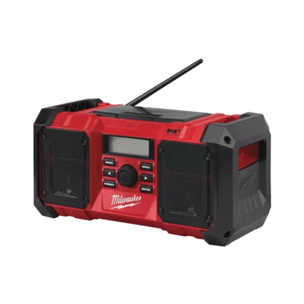 Milwaukee radio (M18 JSR DAB+)