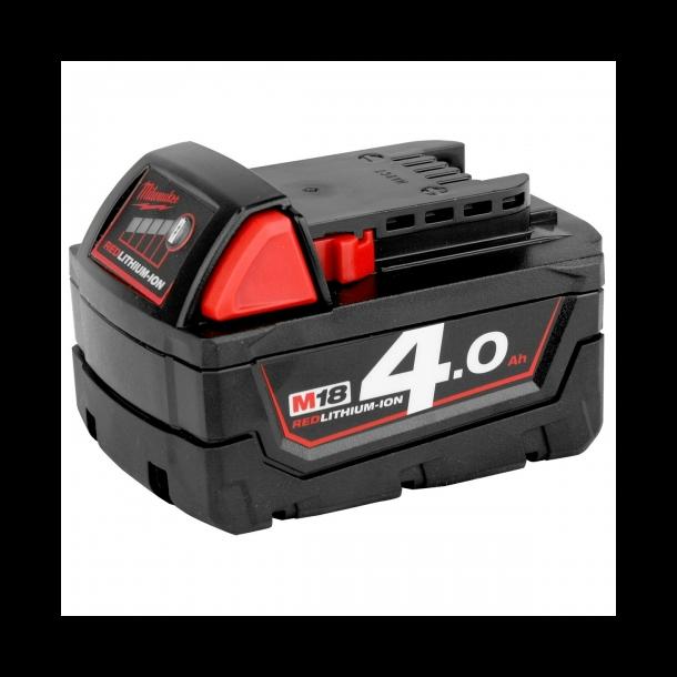 Milwaukee batteri 18v 4,0Ah