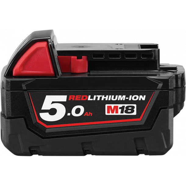 Milwaukee batteri 18V 5Ah