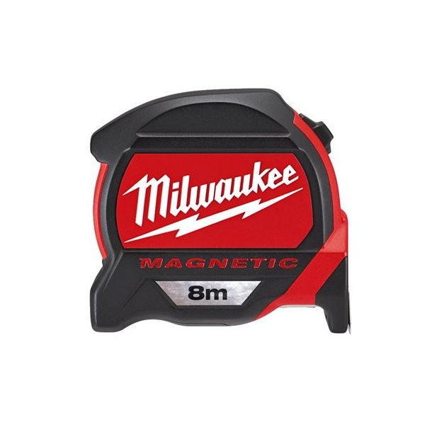 Milwaukee målebånd 8 mtr