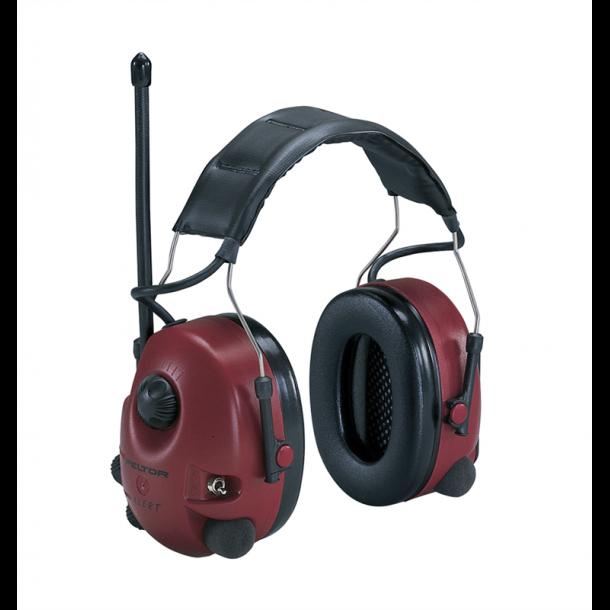 Peltor Alert radiohøreværn med aktiv lyd