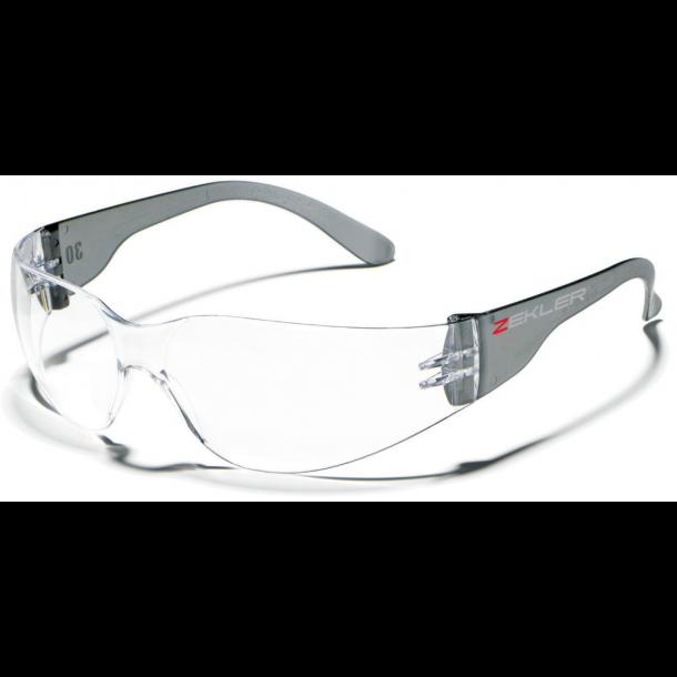 Sikkerhedsbrille Zekler 30 klar