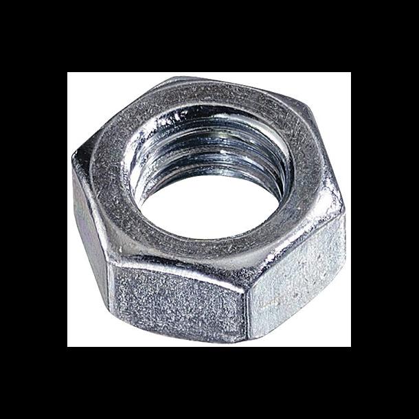 El-galv. stålmøtrikker 4mm 934