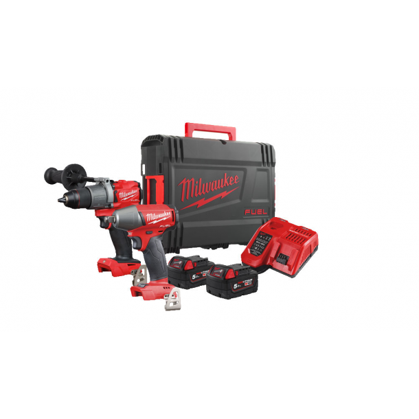 Milwaukee powerpack M18 (M18 FPP2C2-502X)