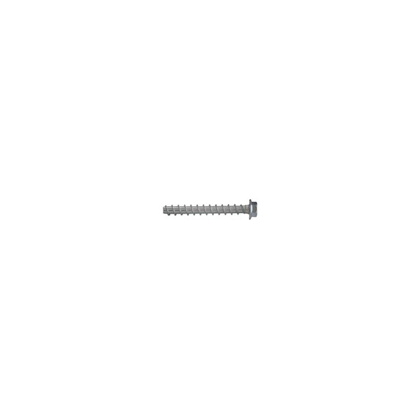 Multi-Monti bolt 10x80mm med flange