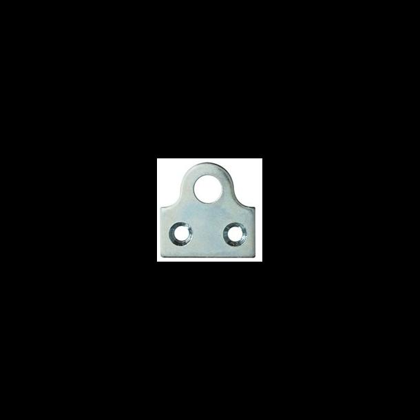 El-galv. hængelåsblik 38x50 mm