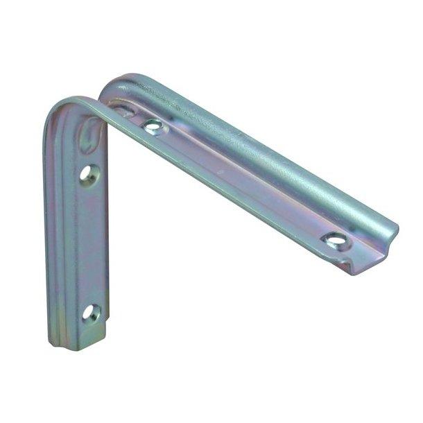 Elgalvaniseret let hyldeknægt 125x150 mm