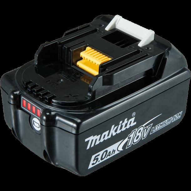 Makita batteri li-on 18V 5,0 Ah