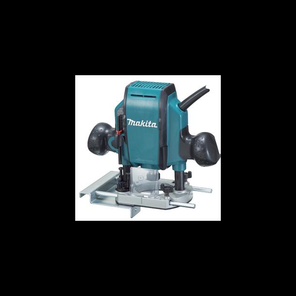 Makita overfræser 900 w 8 mm (RP0900J)