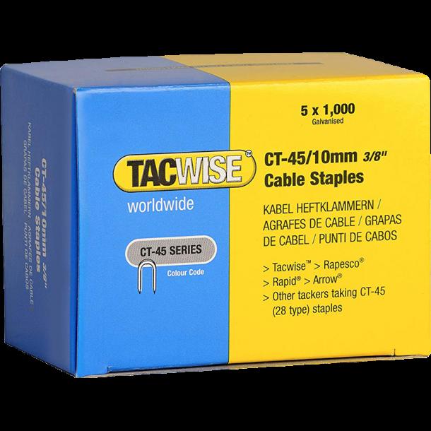 Tacwise ledningklamme ct45/10h